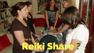 What is a Reiki Share, aka Reiki Circle?