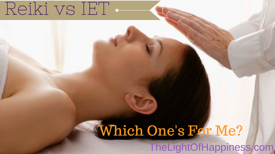 How Does Reiki Compare to IET