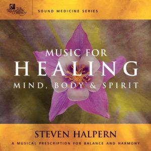Music Healing Sound Medicine Series by Steven Halpern Review