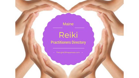 Reiki Maine