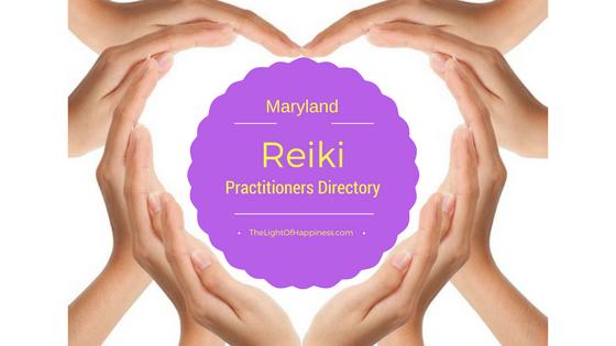 Reiki Maryland