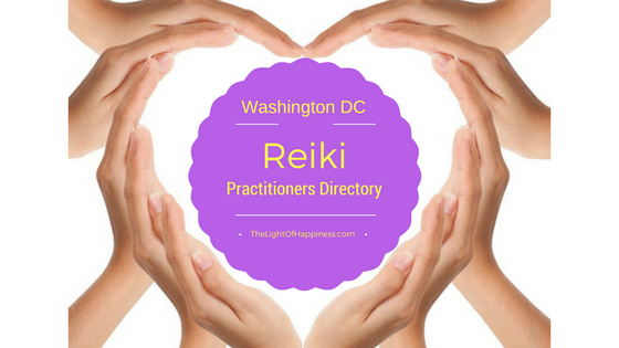 Reiki Washington DC