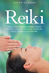 Reiki the Complete Beginners Guide review
