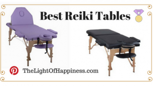 Best Reiki Tables