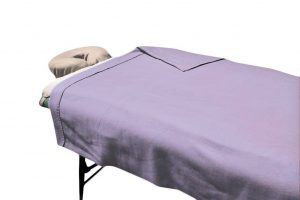 Angel Feathers W678291 Table Blanket Lavender