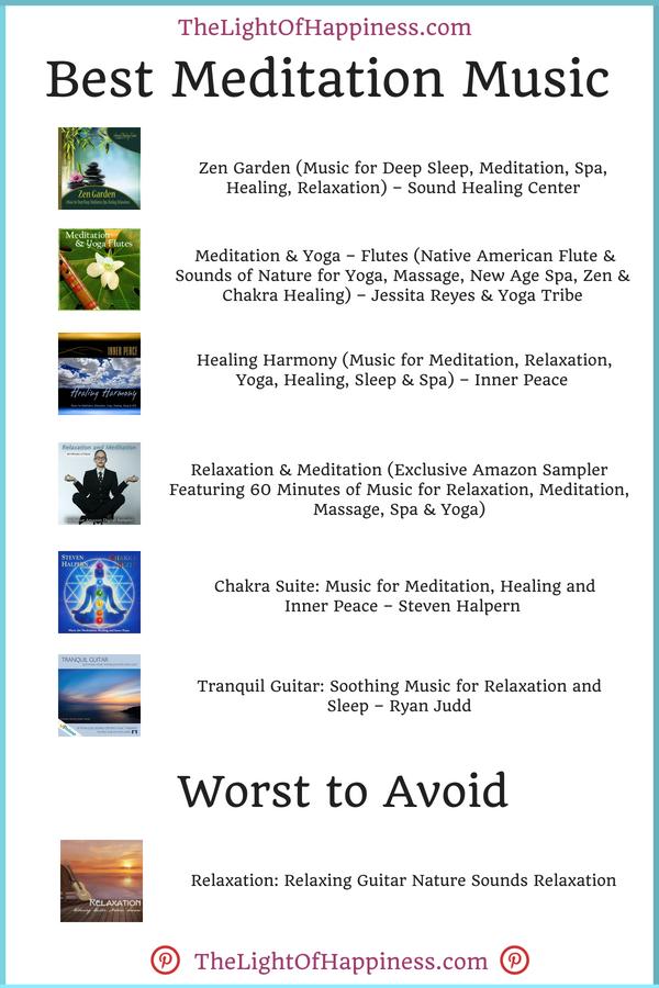 Best Meditation Music Review