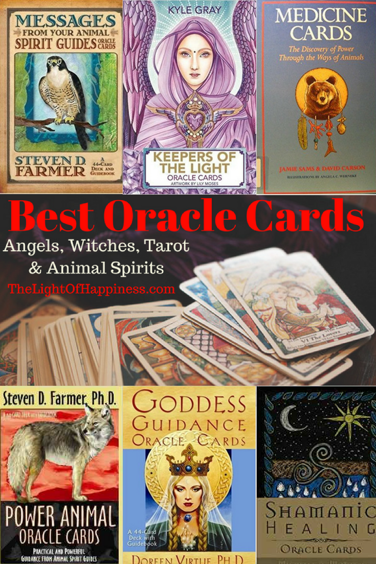 Best Oracle Cards Reviews