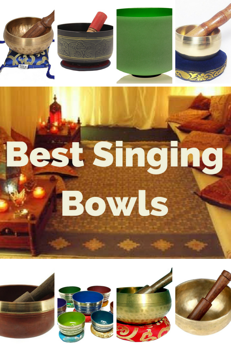Best Singing Bowls Reviews