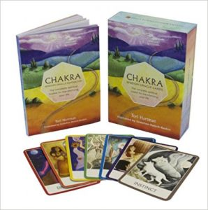 Chakra Wisdom Oracle Cards Complete Spiritual Toolkit Transforming Your Life Tori Hartman Review