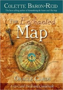 Enchanted Map Oracle Cards Colette Barin Reid Review