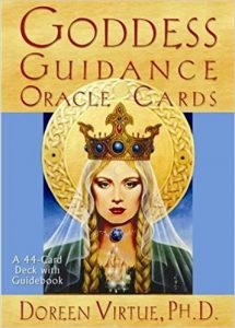 Goddess Guidance Oracle Cards Doreen Virtue Review