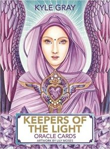 Keepers Light Oracle Cards Kyle Gray Review