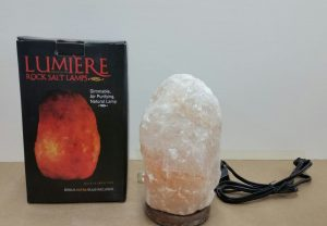 Lumiere Himalayan Rock Salt Lamps Recall Review