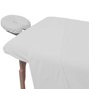 Massage Table Sheets Complete Set Includes American Pillowcase
