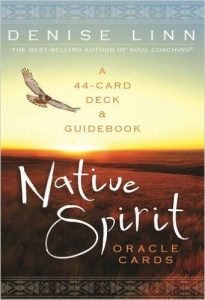 Native Spirit Oracle Cards 44 Card Deck Guidebook Denise Linn Review