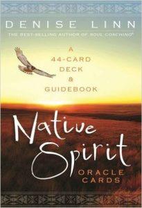 Native Spirit Oracle Cards 44 Card Deck Guidebook Denise Linn Review