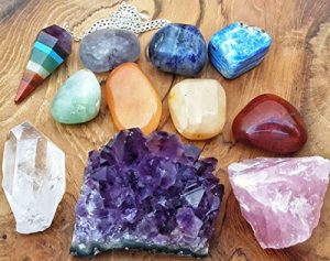 People Crystals 11 Piece Chakra Crystal Healing Kit Review