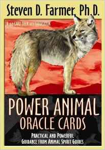 Power Animal Oracle Cards Practical Powerful Guidance Animal SpirIt Guides Steven D Farmer Review