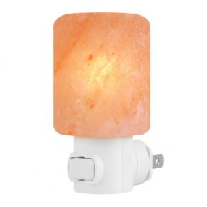 Synths Himalayan Salt Lamp Natural Crystal Light Glow Hand Carved Night Light Syntus Review