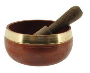 Tibetan Root Chakra Muladhara 1st Chakra Singing Bowl Gift Set Hinky Imports Review