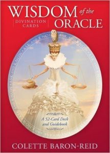 Wisdom Oracle Divination Cards Ask Know Colette Baron Reid Review