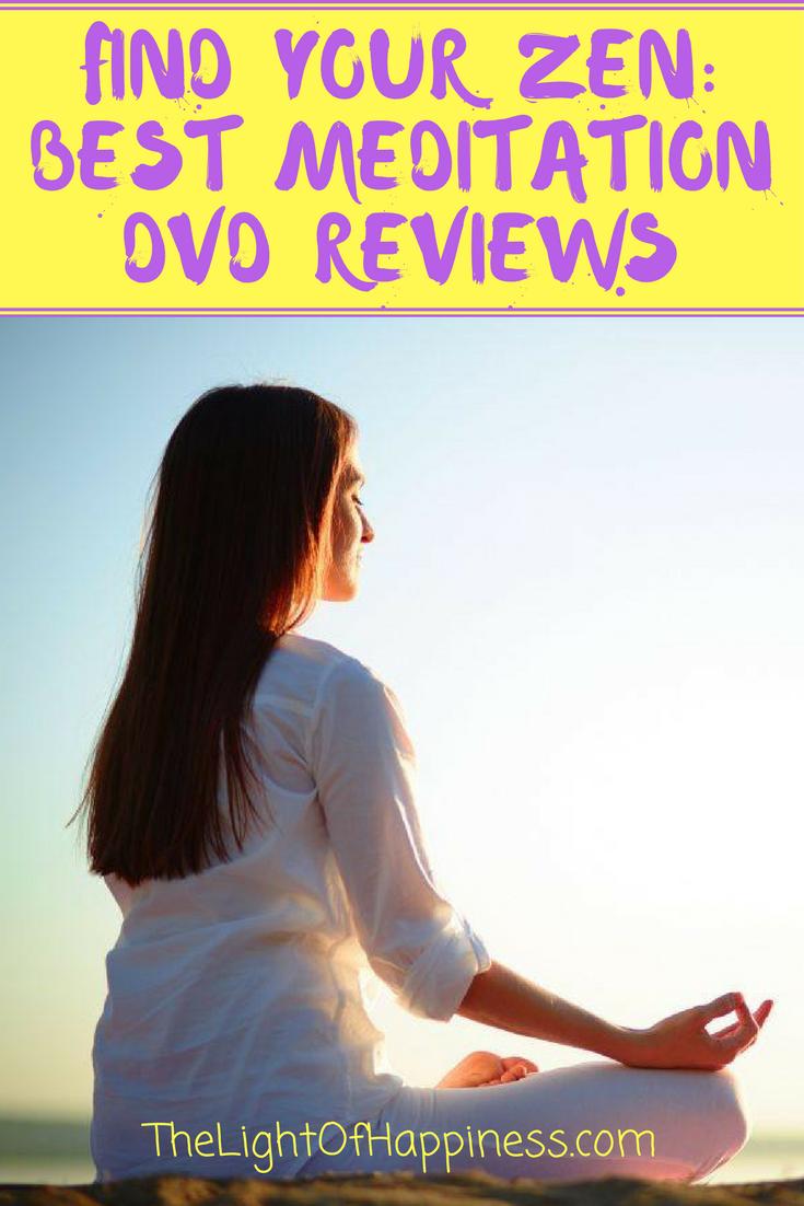 Best Meditation DVD Reviews