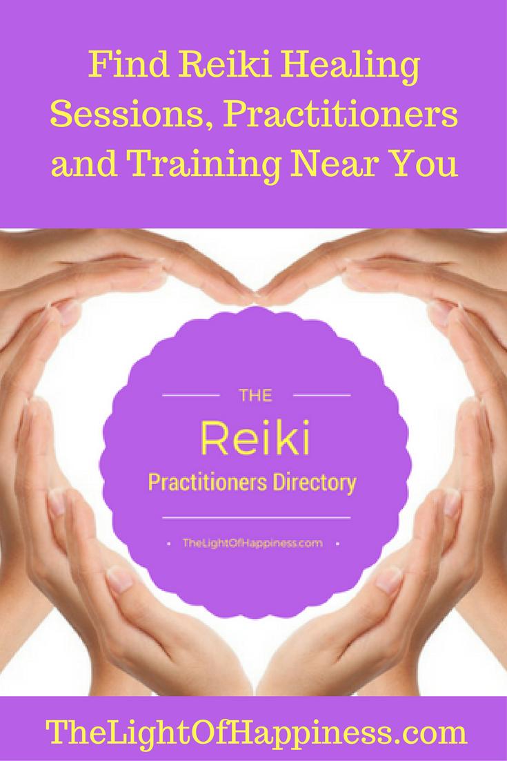 Reiki Near Me Directory