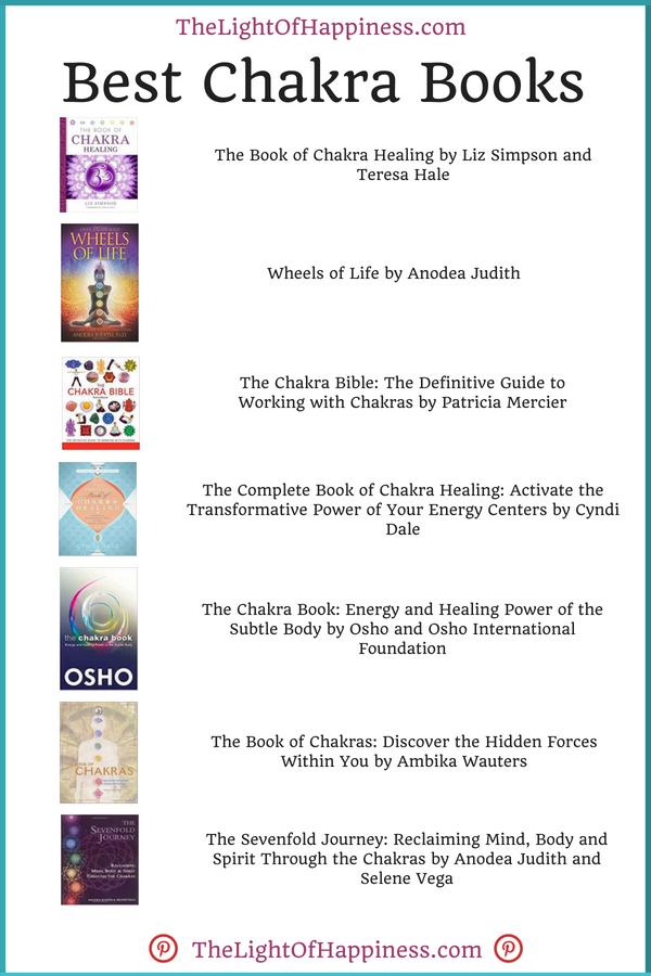 Best Chakra Books