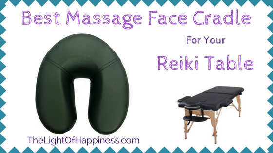 Best Massage Face Cradle For Your Reiki Table Review