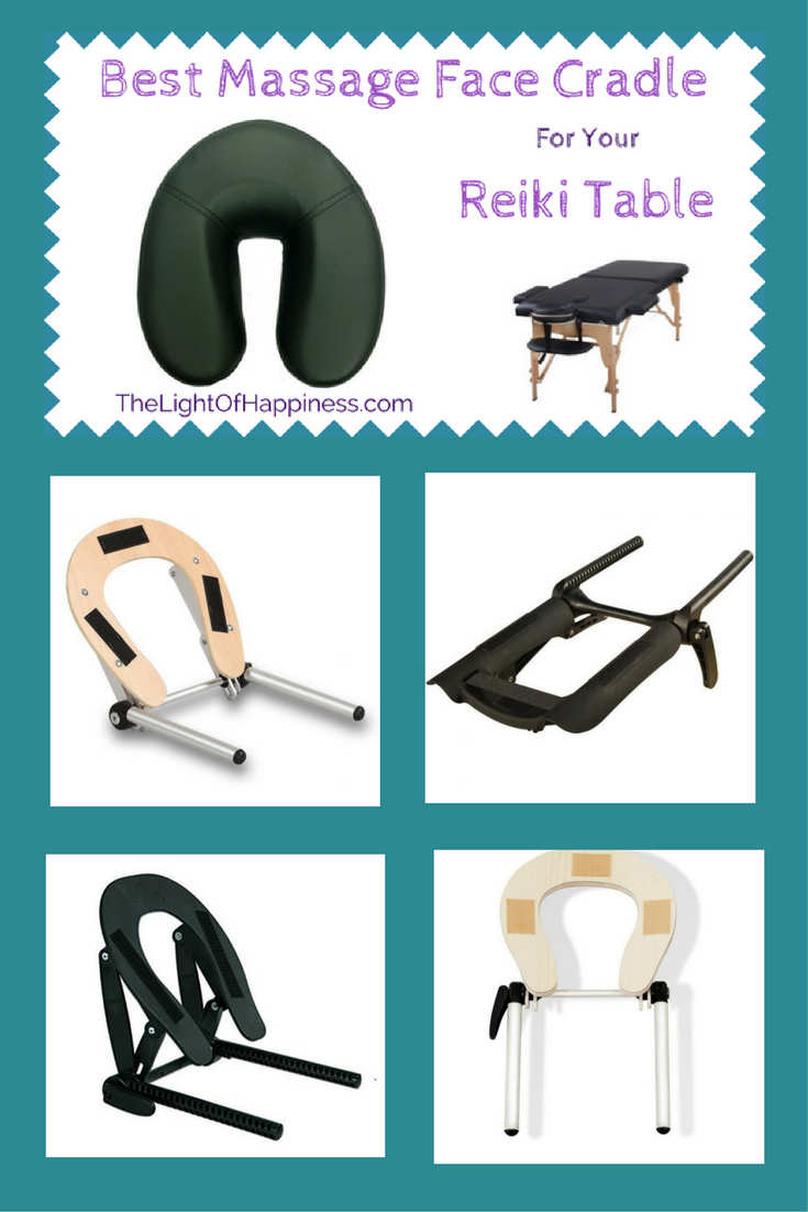 Best Massage Face Cradle For Your Reiki Table