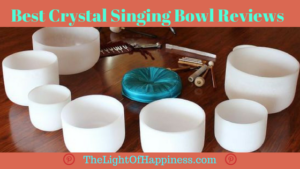 Best Crystal Singing Bowl of 2018