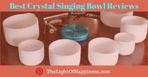 Best Crystal Singing Bowl of 2018