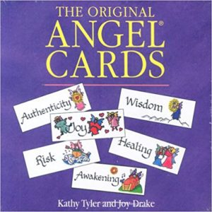 Angel Cards Original by Kathy Tyler Review