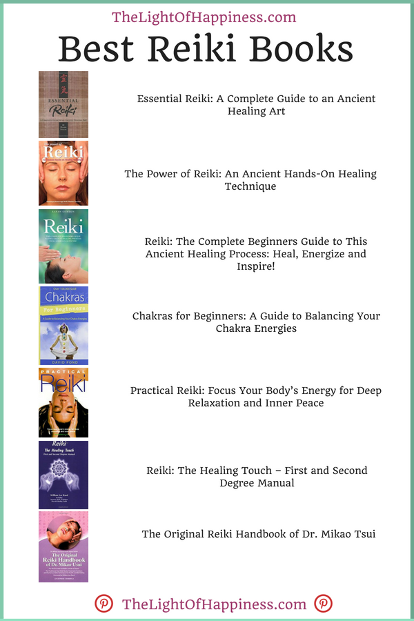 Best Reiki Books Review