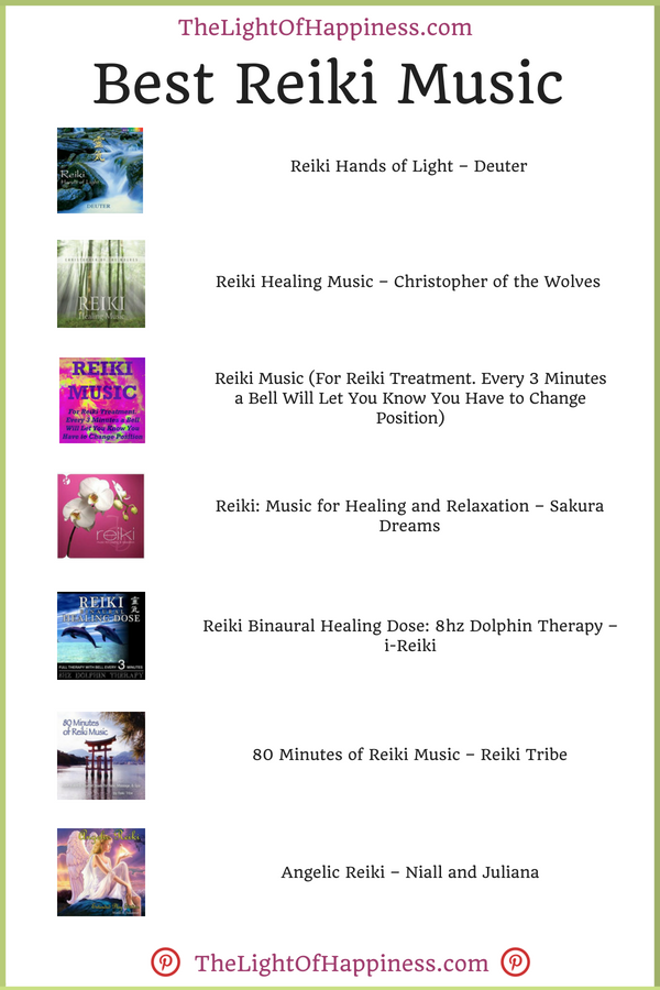 Best Reiki Music Review