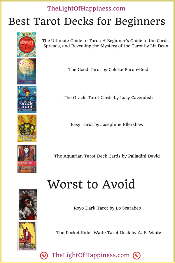 Best Tarot Decks for Beginners