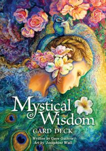Mystical Wisdom Card Deck by Gaye Guthrie & Josephine Wall Review