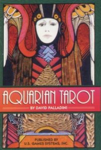 The Aquarian Tarot deck Cards by Palladini David Review