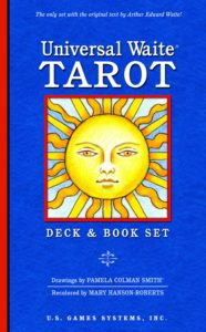 Universal Waite Tarot Deck and Book Set Review