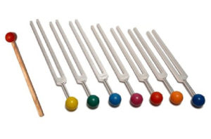 7 Chakra Tuning Fork Set by Tuningforkshop Review