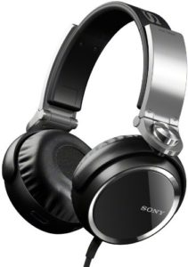 Sony Extra Bass Over the Head Headphones by Sony Review