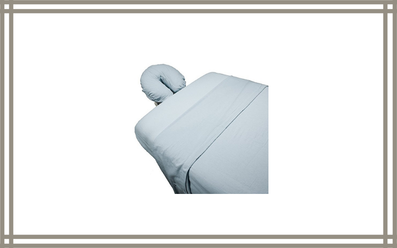 3 Piece Flannel Massage Sheet Set By Body Linen Review