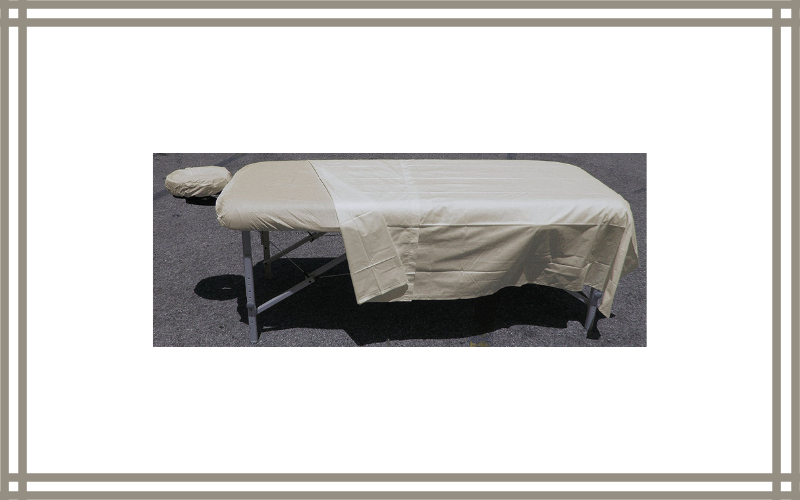 Deluxe Poly Cotton Massage 3 Piece Sheet Set Clinical Health Services, Inc Review