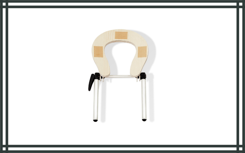 Dr. Lomilomi Beautyarc Adjustable Aluminum Headrest Face Cradle Review