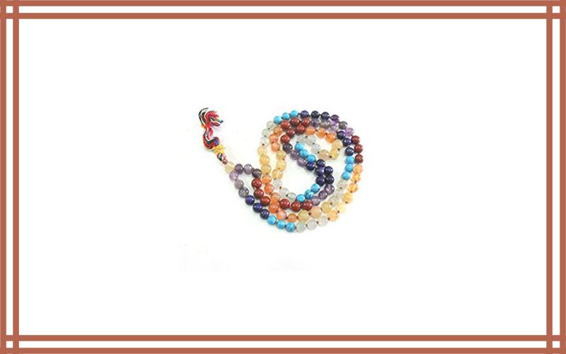 7 Chakra Jap Mala 108 Bead Necklace Review