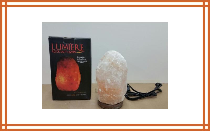 Lumière Himalayan Salt Lamps Review