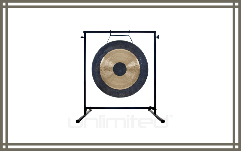 "20″ To 26″ Gongs On The Fruity Buddha Gong Stand 20"" Heng Gong Review"