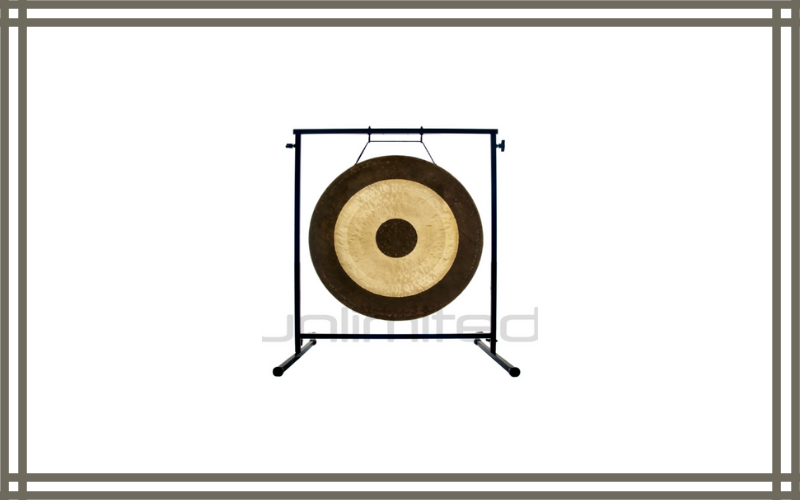 "20″ To 26″ Gongs On The Fruity Buddha Gong Stand 26"" Chau Gong Review"