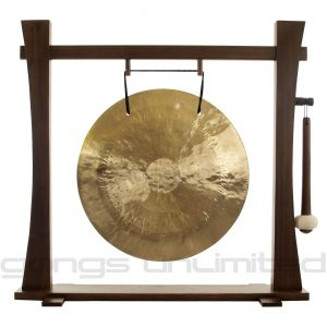 22″ Wind Gong on Spirit Guide Gong Stand Review