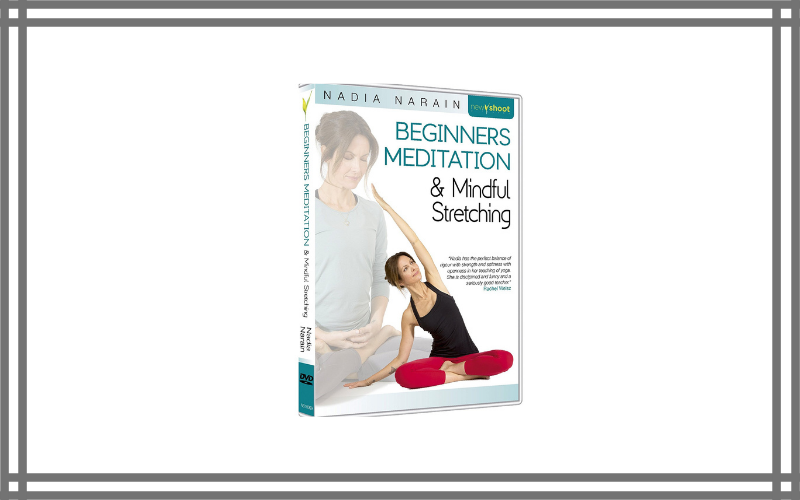 Beginner's Meditation And Mindful Stretching – Nadia Narain – Best Yoga Meditation Dvd For Beginners Review